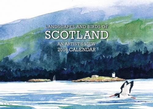 Landscapes and Birds of Scotland 2016 por Leo Du Feu