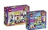 Die besten LEGO Friends Sets - Lego Friends Set: 41328 Stephanies Zimmer + 41329 Bewertungen