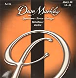 Dean Markley NickelSteel Electric Guitar Strings, 10-46, 2503 - Best Reviews Guide