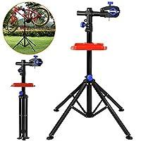 Yahee Plegable Soporte de Reparación de Bicicleta Callete Altura Ajustable 102-178cm