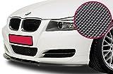 CSR-Automotive Cupspoilerlippe Spoilerschwert mit ABE Carbon Look CSL003-C