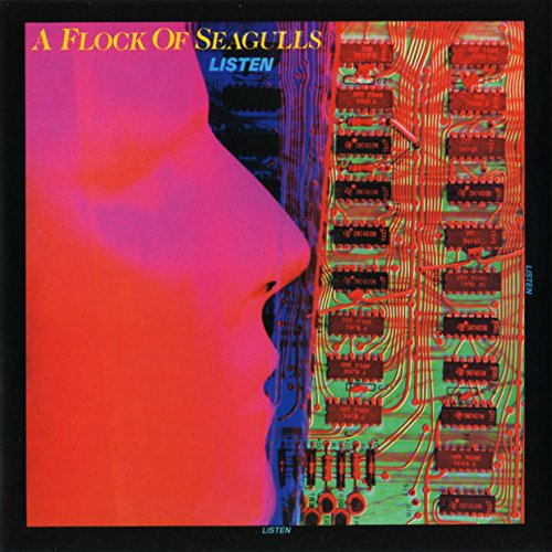 A Flock Of Seagulls: Listen (Expanded) (Audio CD)