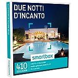 smartbox - Cofanetto Regalo - Due Notti D'INCANTO - 410 soggiorni in agriturismi, Hotel 3* e 4*, dimore e...