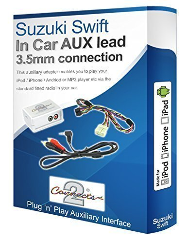 suzuki-swift-aux-interface-adaptor-mp3-ipod-iphone