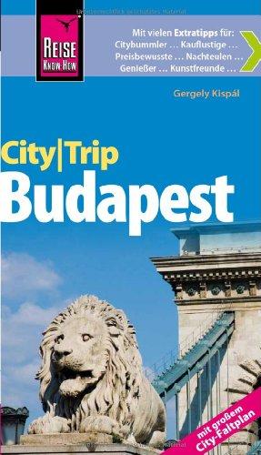 Reiseführer City-Trip: Budapest
