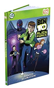 LeapFrog Tag Book: Ben 10 Alien Force Wanted: Kevin Levin