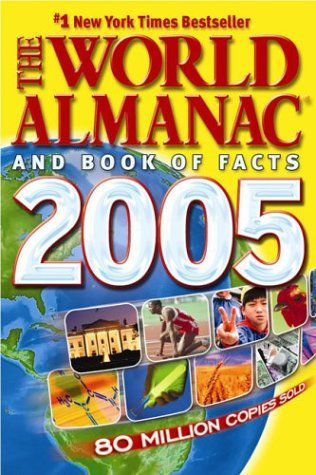 The World Almanac and Book of Facts 2005 (World Almanac and Book of Facts) (2004-11-17)