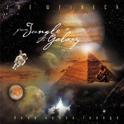 From Jungle To Galaxy - Deep Space Lounge - Galaxy Lounge