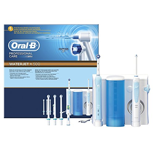 Oral-B Professional Care WaterJet +500: Pack Completo