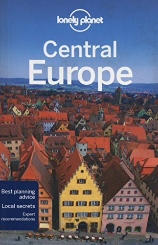 Central Europe 10 (Travel Guide)