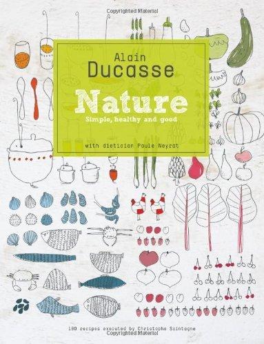 Portada del libro Ducasse: Nature by Alain Ducasse (1-Sep-2011) Hardcover