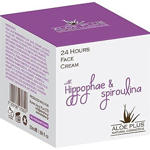 Moisturiser For Women - Anti Ageing - With Organic Aloe