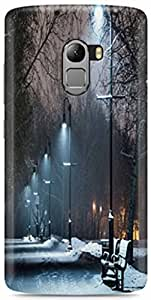 Best Quality 3D Printed Hard Designer Back Cover Case Cover For Lenovo K3 Note
