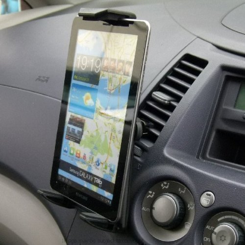 BuyBits Ultimate Galaxy Tab 2 17.8cm GT-P3100 Fahrzeug Lüftungsschlitz Tablette Auto Halterung (sku 17762)