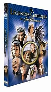 Jim Henson's The Storyteller: Greek Myths [DVD]