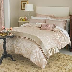 sanderson bedding marguerite kingsize duvet cover pink. Black Bedroom Furniture Sets. Home Design Ideas