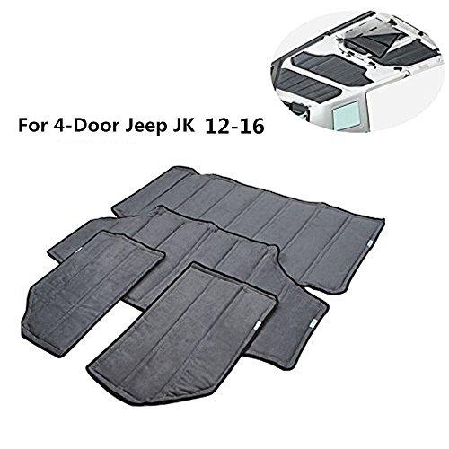 bestsxma One Kit Auto Dach Hardtop Wärme Isolierung Adiabatische Einband Innen (hl180)