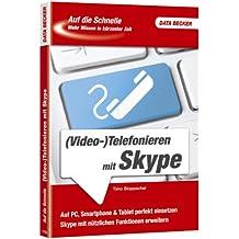 Auf die Schnelle: (Video-)Telefonieren mit Skype