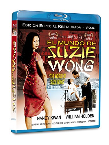 El mundo de Suzie Wong  BD 1960 The World of Suzie Wong [Blu-ray] 51ZnRLHZHGL
