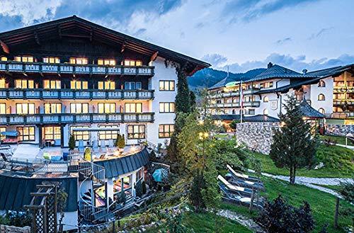 Jochen Schweizer Geschenkgutschein: Luxus-Wellnessurlaub in Tirol für 2
