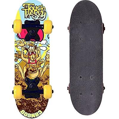 SPOKEY Skateboard Rollbrett Streetboard Board Streetsurfing CANGOO