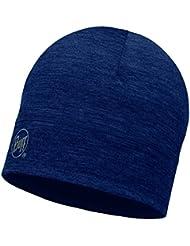 Buff Merino Wolle mit Kopfbedeckungen L