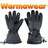 Guantes de Esquí Calefactables Dual Fuel & Burst Power Warmawear™ - Mediano