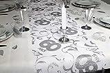 Surprisez vous - Chemin de table 60 ans - 28 cm x 5 m