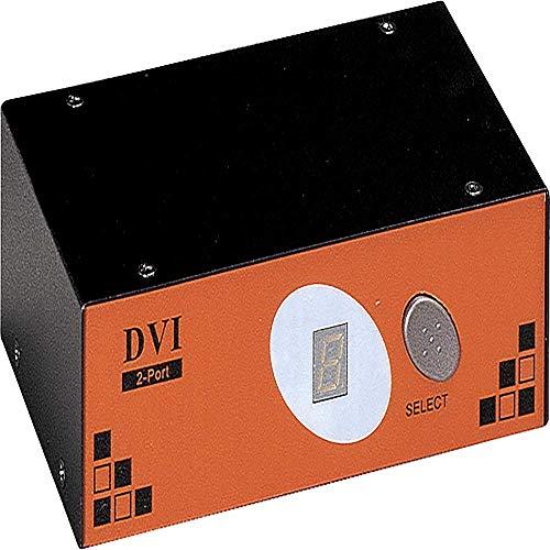 BeMatik - Uniclass KVM Switch PS2 DVI 1280x1024 1KVM zu 2CPU