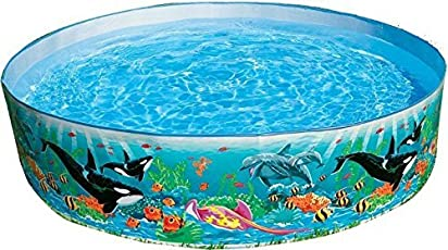 Intex Snapset Inflatable Water Pool 8 Feet