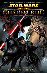 Star Wars: The Old Republic Volume 1 Blood of the Empire (Star Wars: The Old Republic (Quality Paper)) by Freed, Alexander (2011) Paperback
