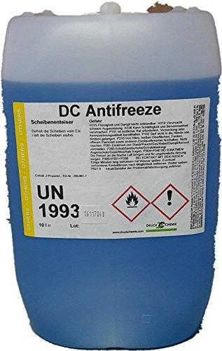 Scheibenenteiser 10 Liter Kanister - Entfroster - Defroster