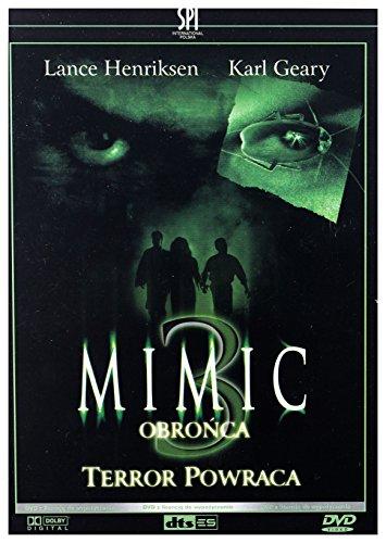 Mimic: Sentinel [DVD] [Region 2] (IMPORT) (Keine deutsche Version)