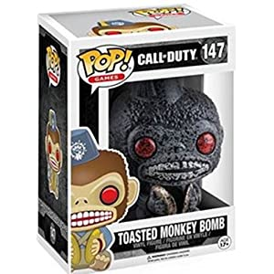 Toasted Monkey Bomb (Call of Duty) Funko Pop! Vinyl Figure [UK IMPORT]