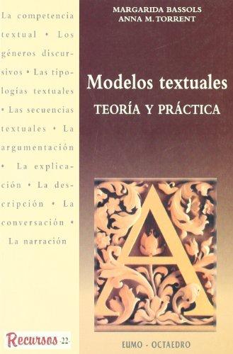 Modelos textuales: Teoría y práctica (Recursos)
