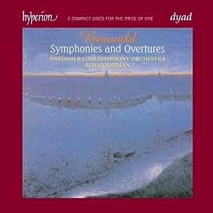 Franz Berwald: Sinfonien & Ouvertüren