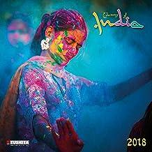 Colours of India 2018: Kalender 2018 (Wonderful World)