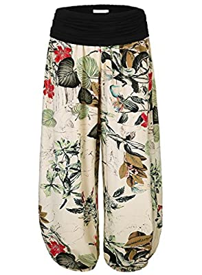 BAISHENGGT- Pantalones Cintura Elástica