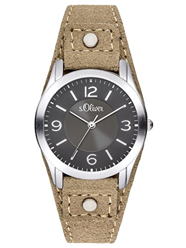 s.Oliver Time Women's Watch SO-3380-LQ