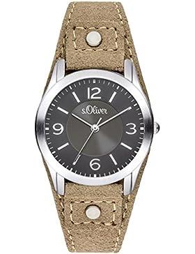 s.Oliver Time Damen-Armbanduhr SO-3380-LQ