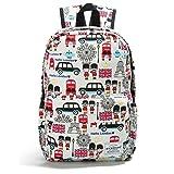Best Disney Designer Diaper Bags - Winnerbag Fresh Floral Print Backpacks Female Casual Canvas Review