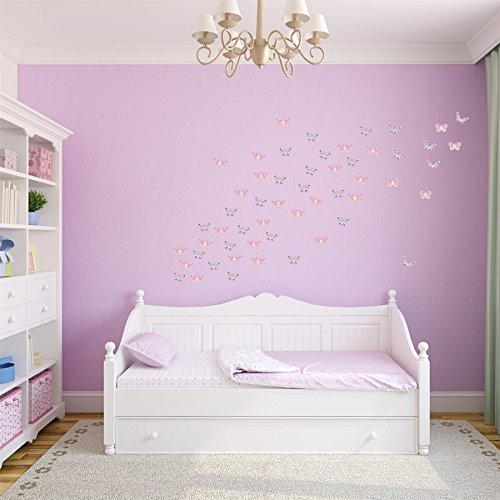 supertogether-pink-and-blue-butterfly-childrens-wall-stickers-kids-patterned-bedroom-vinyl-decals-pa