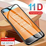 LR 11D Anti Scratch Curved 9H Cover Friendly Full Tempered Glass Screen Protector