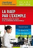 La RAEP par l'exemple - 2017-2018 : Reconnaissance des acquis et de l'expérience professionnelle (Je prépare) (French Edition)