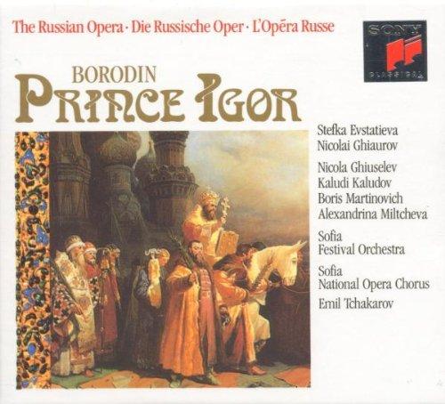 Prince Igor [Import anglais]