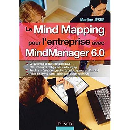 Le Mind Mapping pour l'entreprise avec MindManager 6.0 (Hors Collection)