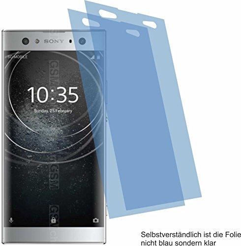 4ProTec 2X ANTIREFLEX matt Schutzfolie für Sony Xperia XA2 Ultra Bildschirmschutzfolie Displayschutzfolie Schutzhülle Bildschirmschutz Bildschirmfolie Folie