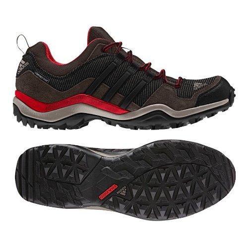 Adidas Kumacross Cp Chaussures de randonnée marron / noir / gris titan Mens Sz 10 Dark Brown / Black / Titan Grey