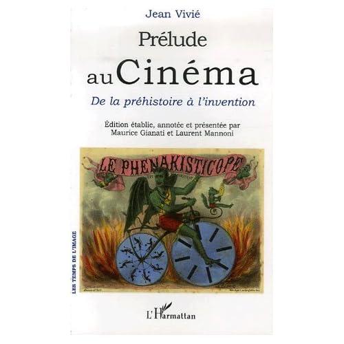 Prélude au Cinéma : De la préhistoire à l'invention