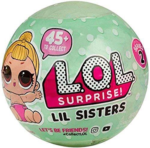 juguetes para niñas Switchali LQL Sorpresa L.Q.L. Muñecas Seamos amigos serie   1 Bolas   Nuevo en caja   Regalo para Niños Niñas 2 3 4 5 Años Juguete del Bebé   Color aleatorio (Small (7.5CM))